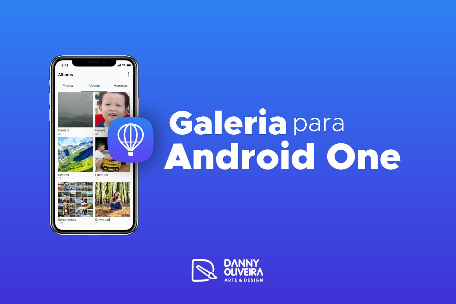 Melhor galeria para Android One