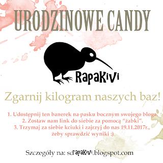 Ciężkie candy w Rapakivi