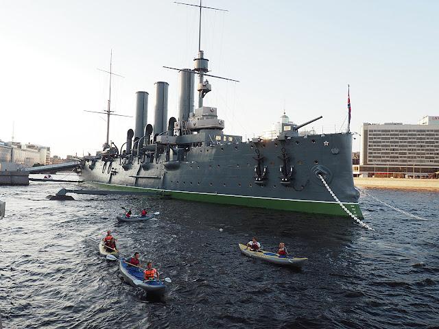 Крейсер Аврора (Cruiser Aurora)