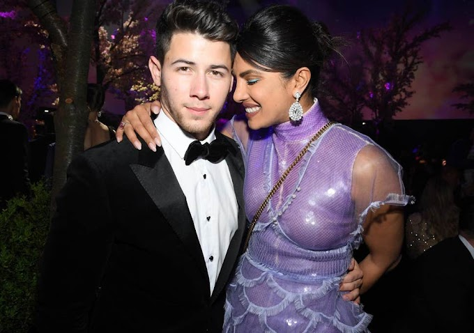 Priyanka Chopra-Nick Jonas Photo Collections