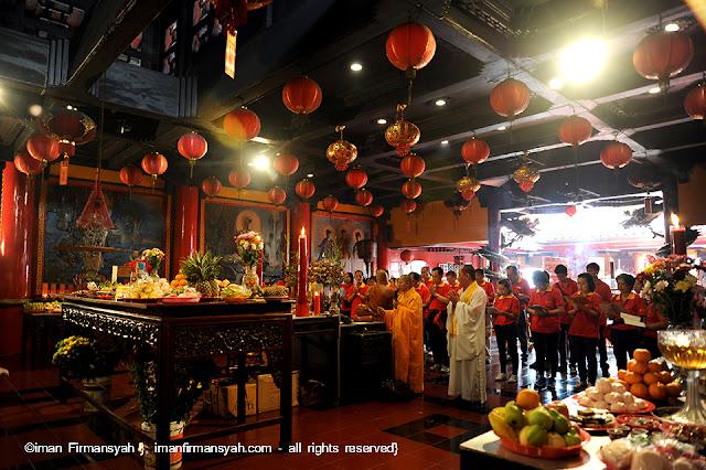 Perayaan Cap Go meh Sukabumi 2015