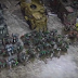 Warhammer 40k Batrep, TBMC, 1850 Tyranids vs Orks, Battle Report