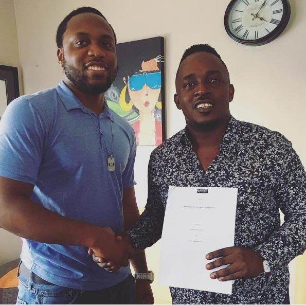 MI Abaga signs music producer Dapo Ayo-Adeusi for Chocolate City
