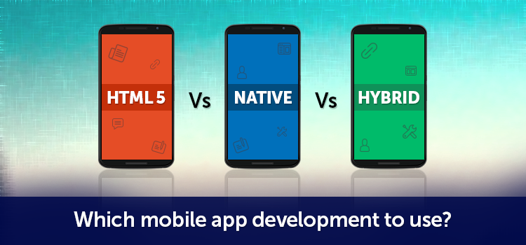 mobile development banner