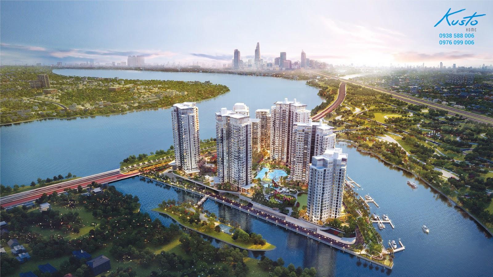 Dự án Hà Đô 756 Sài Gòn quận 10