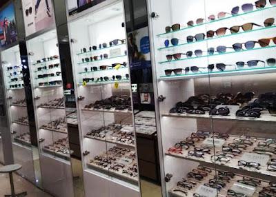 pusat kacamata minus, plus, silinder, kacamata fashion kota Bandung