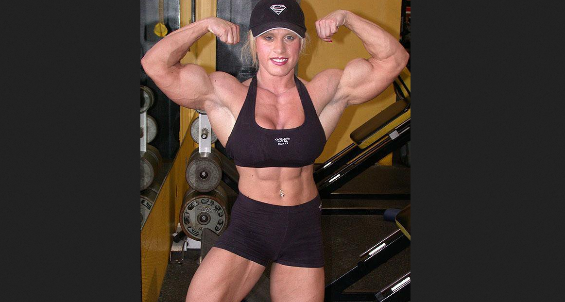 Joanna Thomas Extreme Female Bodybuilders, Biography