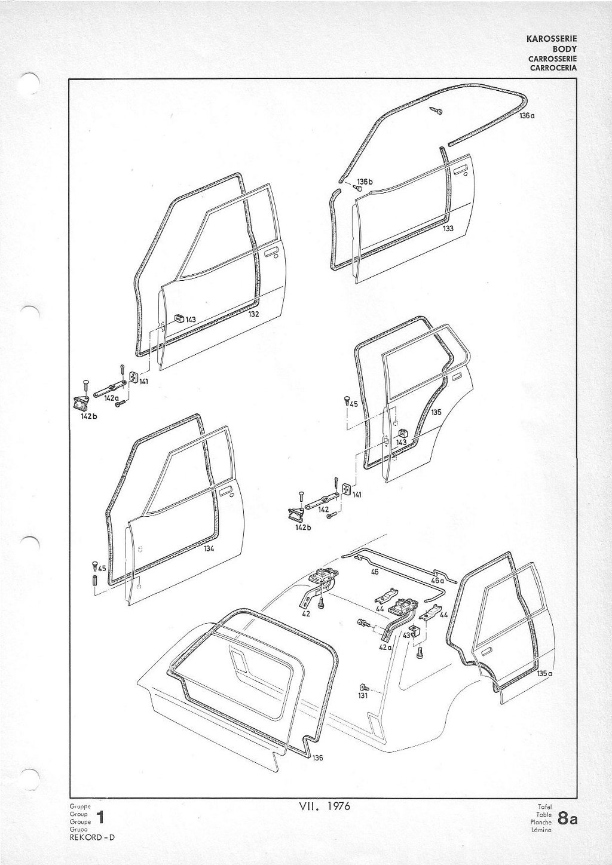 1958 opel wiring diagram