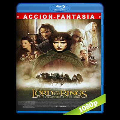 El Señor De Los Anillos 1 (2001) BRRip Full 1080p Audio Trial Latino-Castellano-Ingles 5.1