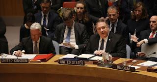 Conselho de Segurança da ONU condena o reconhecimento de Trump da soberania de Israel em Golan