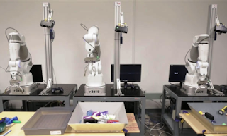 Google Robotic Arms