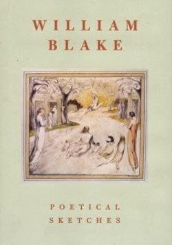 William Blake Poems