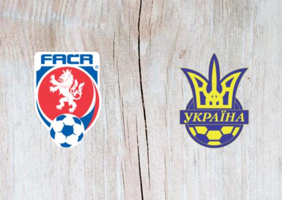 Czech Republic vs Ukraine - Highlights 06 September 2018