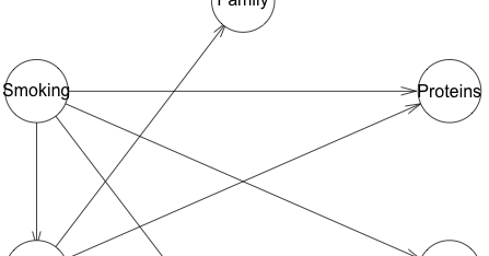 Bayesian network in R: Introduction | Ensemble Blogging