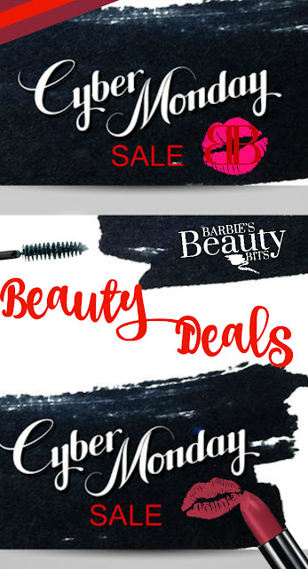 Weekend & Cyber Monday BEAUTY Deals, By Barbies Beauty Bits