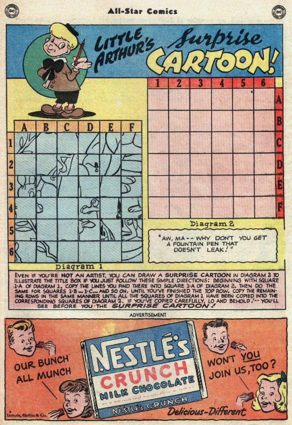 Read online All-Star Comics comic -  Issue #51 - 43