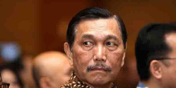 Emosi Pemerintahan Jokowi Disebut Rezim Utang, Luhut: Kami Ga Bego!