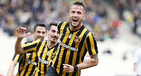 Το βίντεο με την παρακάμερα του αγώνα ΑΕΚ - Λάρισα 3-0