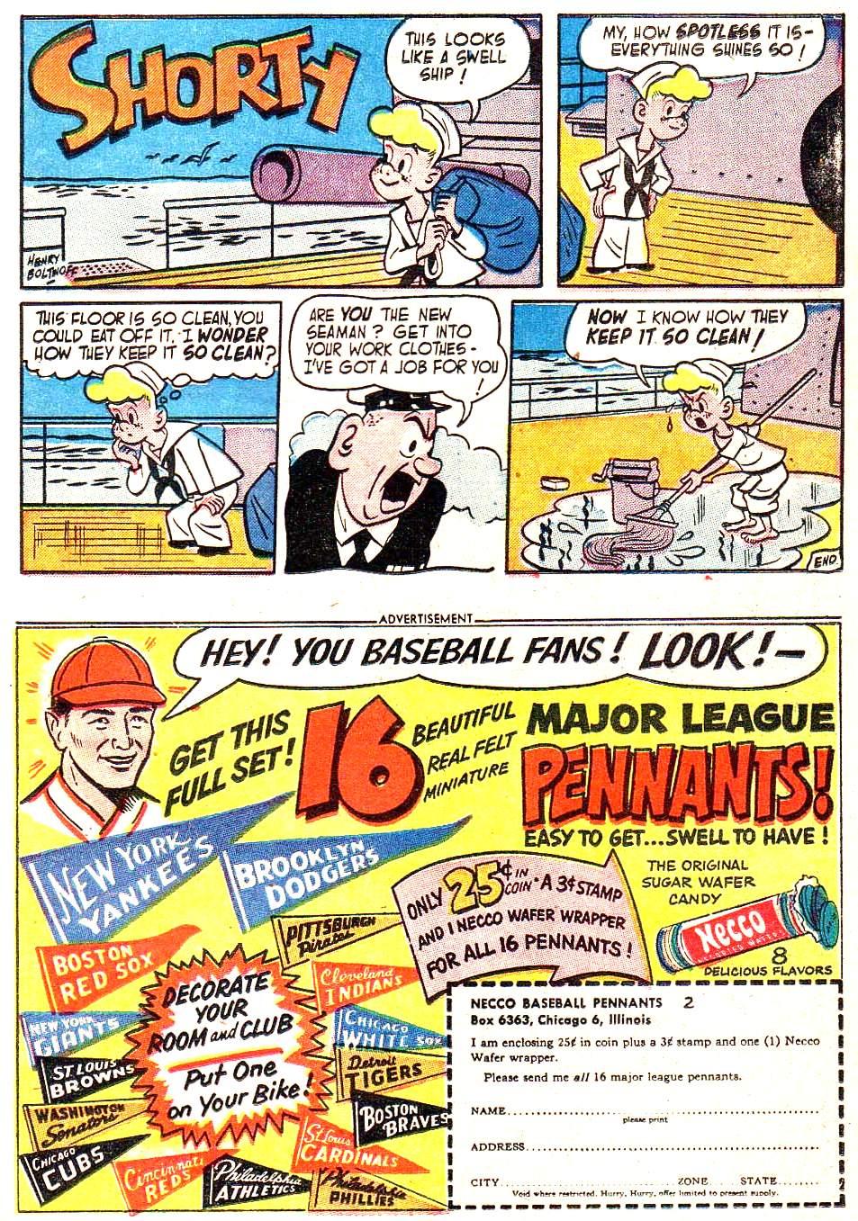 Action Comics (1938) 172 Page 22