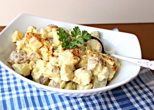 Mom's Potato Salad | by Renee's Kitchen Adventures