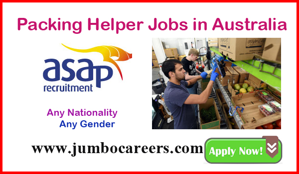 Urgent Australian jobs with salary, Available job vacancies in Australia,