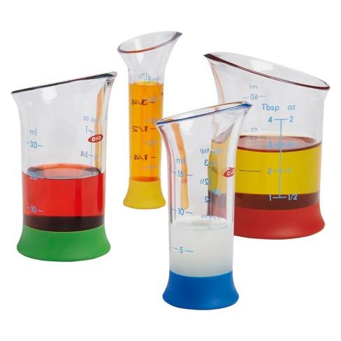 Piece Mini Measuring Beaker Set