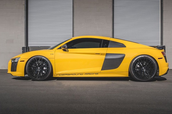 Audi R8 V10 Plus Underground Racing