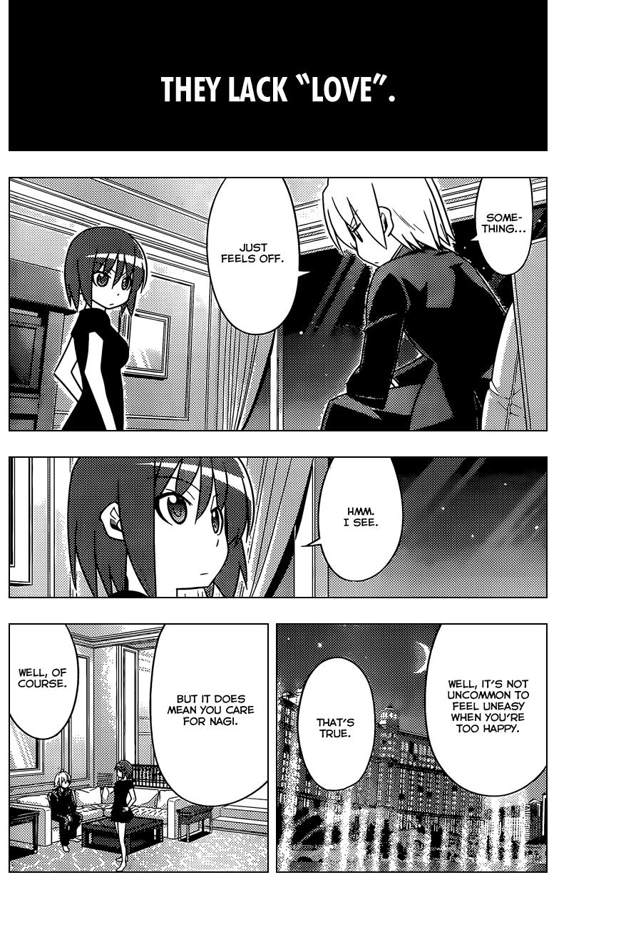 Hayate the Combat Butler - Chapter 542