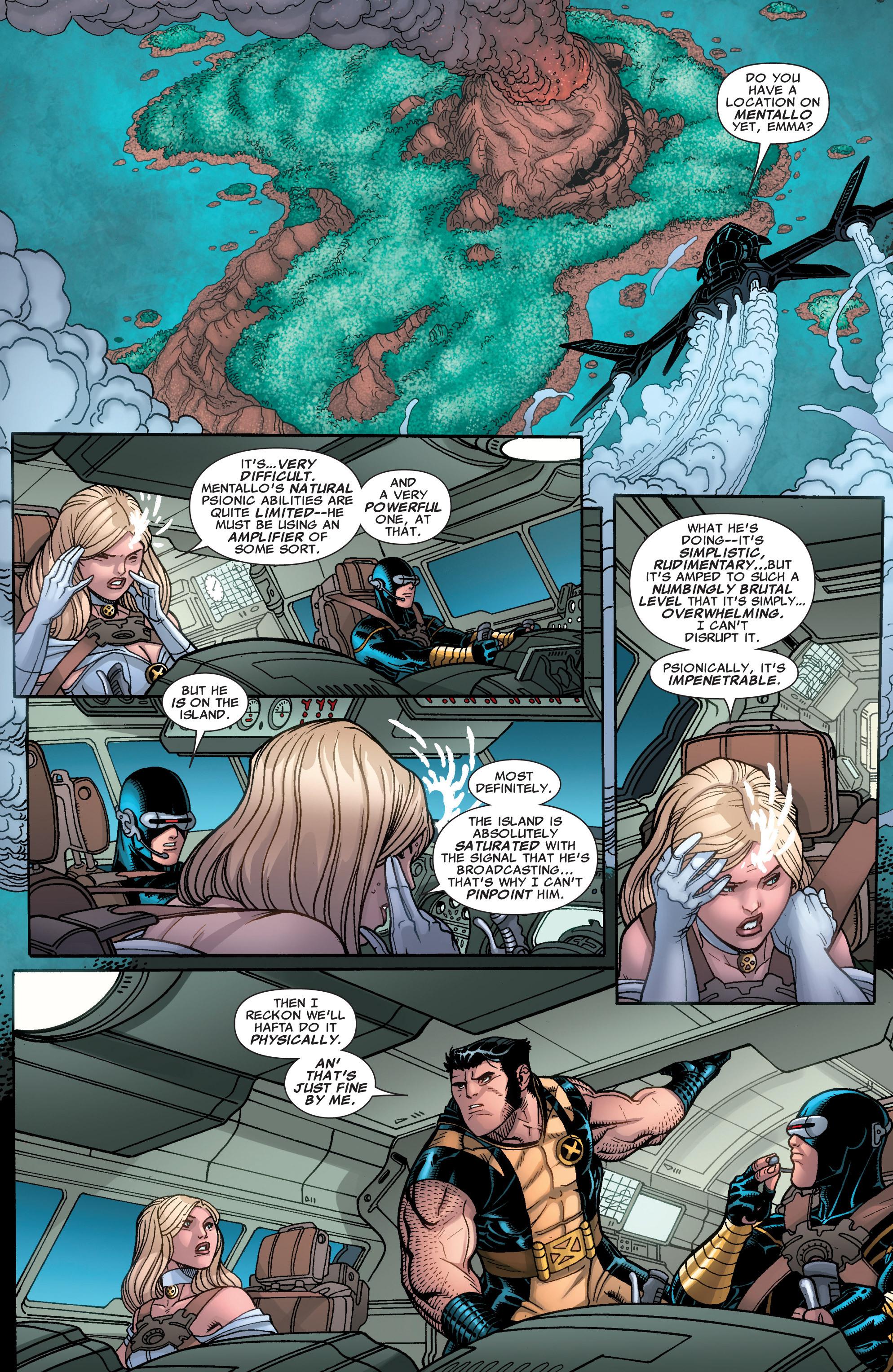 Read online Astonishing X-Men (2004) comic -  Issue #39 - 8