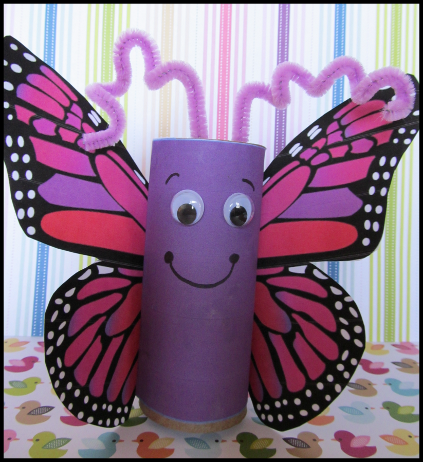Craft: My Daily BAbbles: TOILET PAPER ROLL CRAFTS