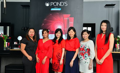 NEW ANTI-AGING BY POND'S