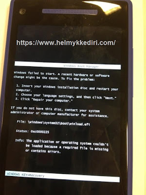 10 error windows yang membuat pengguna tertawa