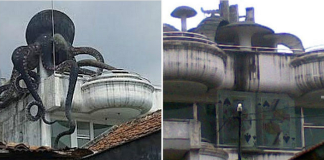 Rumah Gurita, Bandung
