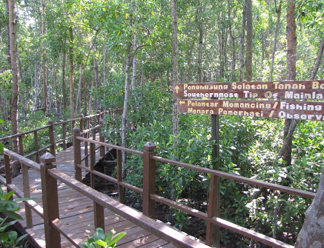 Tanjung Piai National Park