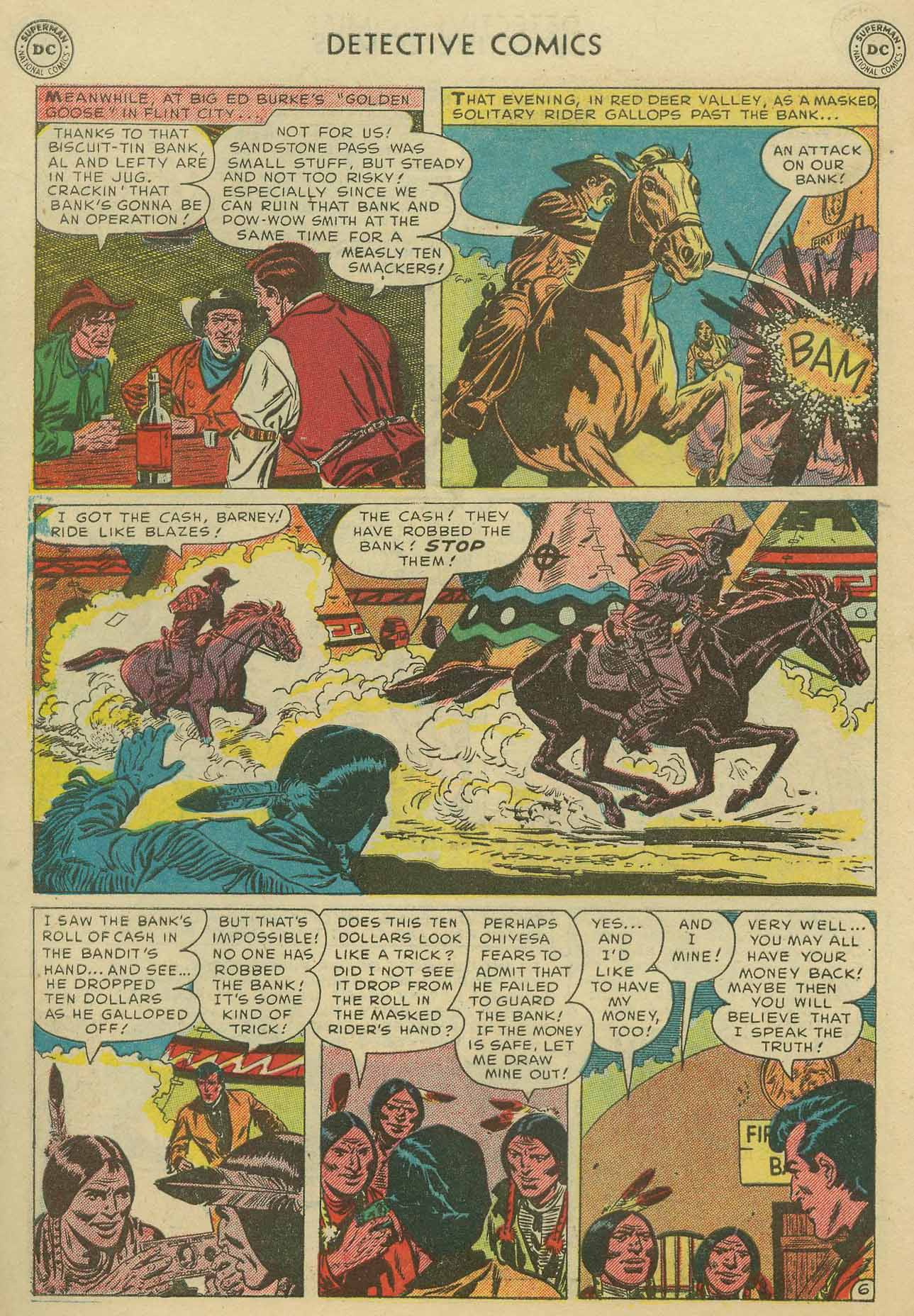 Read online Detective Comics (1937) comic -  Issue #175 - 44