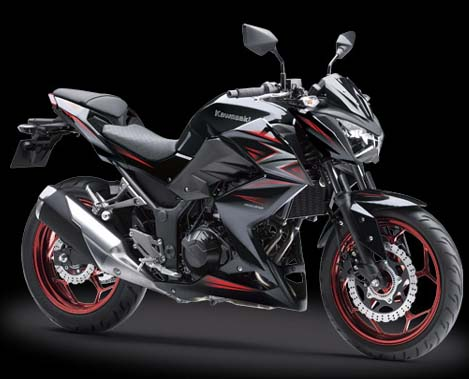 Harga Motor Kawasaki Z250 Terbaru Dan Spesifikasi Lengkap