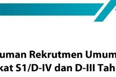 Rekrutmen PLN Tingkat S1 / D3 - September 2017