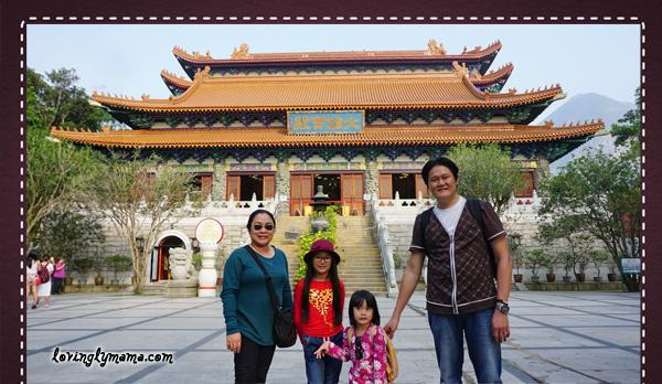 DIY Hong Kong Tour Itinerary - Hong Kong family tour - visit Hong Kong - Po Lin Monastery, Ngong Ping Village