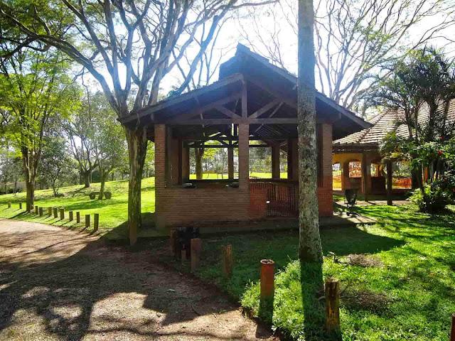 Parque Cemucam em Cotia
