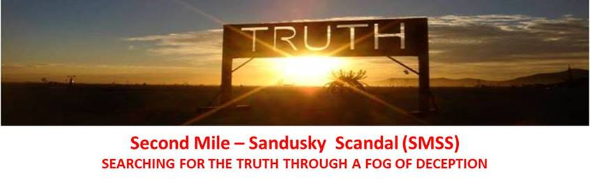 Second Mile Sandusky Scandal