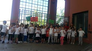 Η Α' τάξη γιόρτασε την Παγκόσμια Ημέρα Περιβάλλοντος με δράσεις και διακρίσεις!