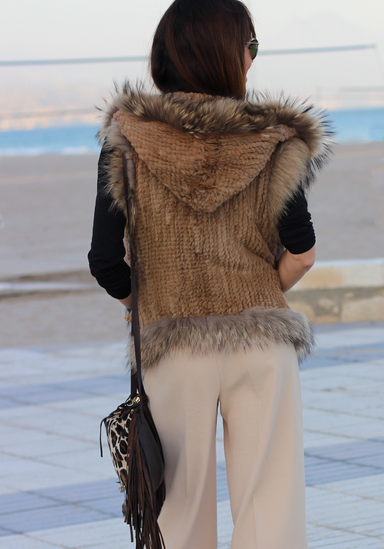 Streetstyle, palazzo, culottes, animal print, leopard print, blogger, fashion