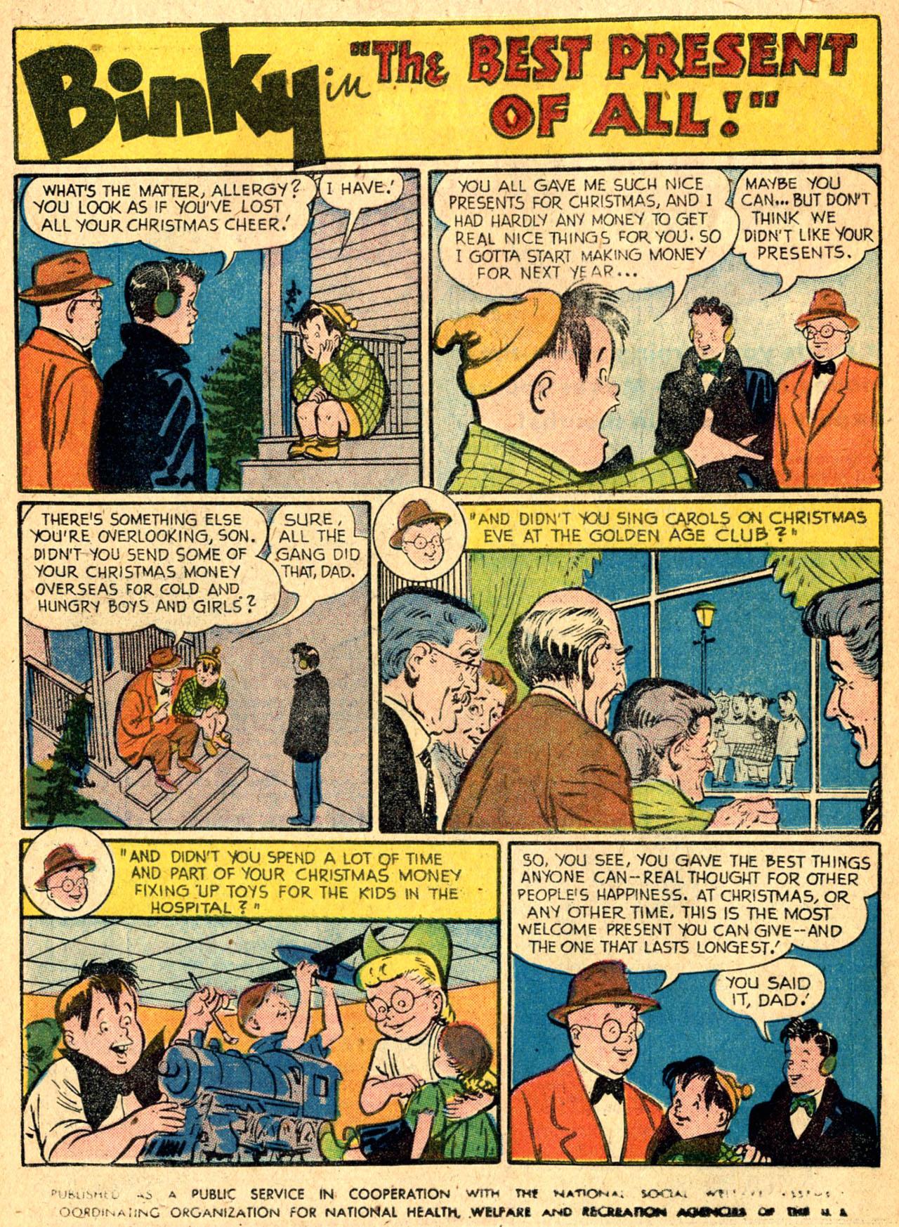 Read online Detective Comics (1937) comic -  Issue #275 - 16