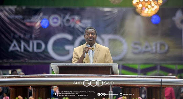 #ANDGODSAID: KEY POINTS AND PRAYER POINTS FROM THE HOLYGHOST SERVICE