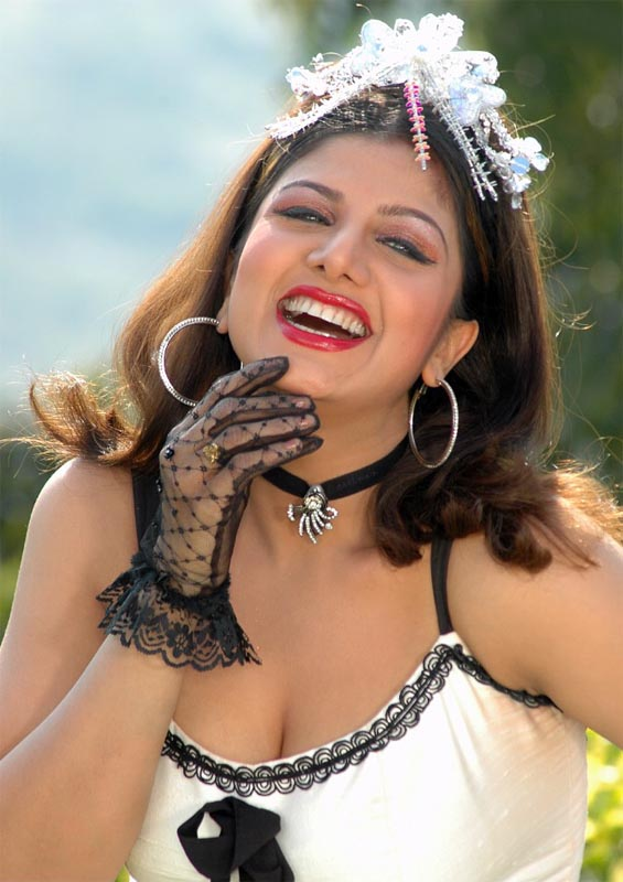 Hot and sexy rambha