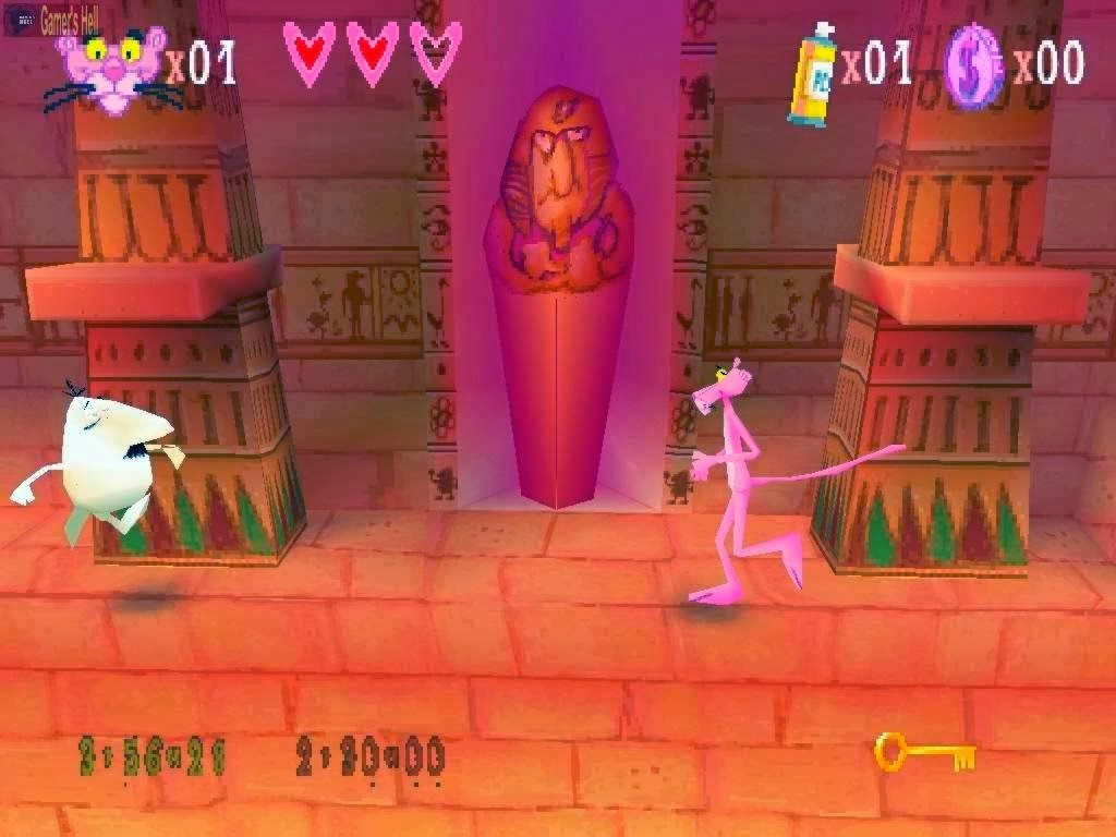 Play Pink Panther