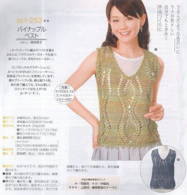 Reseña de blusa