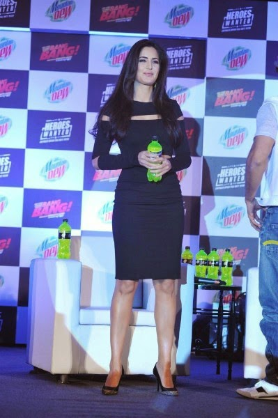 Katrina Kaif Promoting Bang Bang