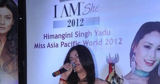 Sushmita Sen Suffers Wardrobe Malfunction At I Am She