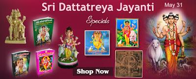 Sri Dattatreya Jayanti special